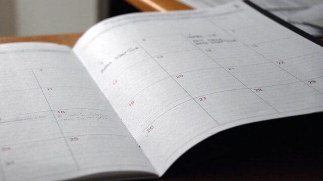 USCPA(米国公認会計士)試験の受験スケジュール